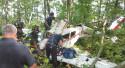 Westwood plane crash leaves two injured