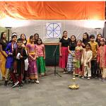 Indian festival lights up Westwood High