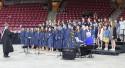 Needham High graduates turn their tassels