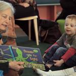 Fells Branch teaches kids about five senses
