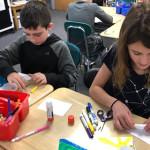 Hanlon School celebrates creativity