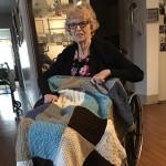 Islington Branch knitters spread warmth